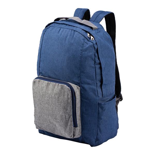 9601a695060508 Plecak Troy, szary   PAR Bakuła Sp.J. - Importer artykułów reklamowych